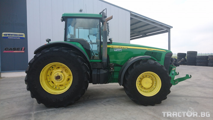 Трактори John Deere 8220 Powershift 1