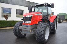Massey Ferguson 7616 Dyna-6 Exclusive