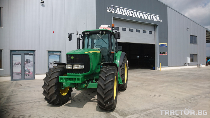 Трактори John-Deere 6920 Powerquad 0 - Трактор БГ