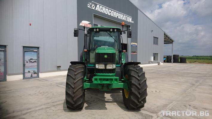 Трактори John-Deere 6920 Powerquad 1 - Трактор БГ