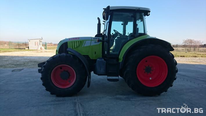 Трактори Claas Arion 640Hexashift 2 - Трактор БГ