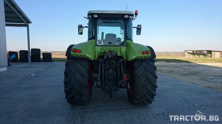 Трактори Claas Arion 640Hexashift 3 - Трактор БГ