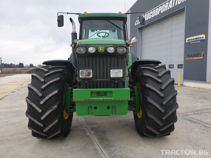 Трактори John-Deere 8320 PS 2 - Трактор БГ