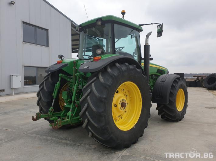 Трактори John-Deere 8320 PS 4 - Трактор БГ