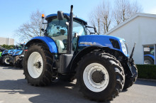 New-Holland T7.260 Powercommand SideWinder