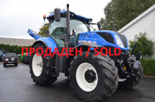 New-Holland T7.225 Autocoomad