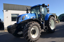 New-Holland T7.250 Powercommand