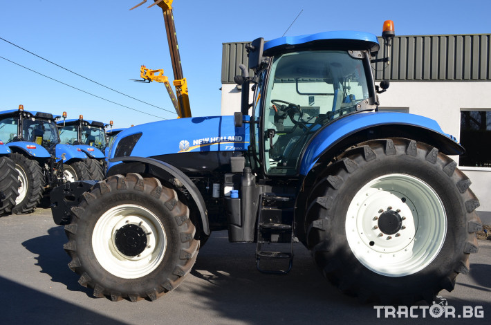 Трактори New-Holland T7.250 Powercommand 2 - Трактор БГ