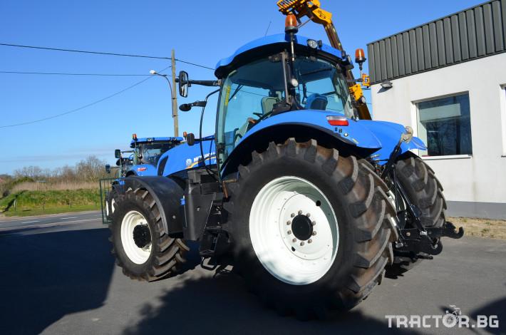 Трактори New-Holland T7.250 Powercommand 3 - Трактор БГ