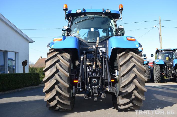 Трактори New-Holland T7.250 Powercommand 4 - Трактор БГ