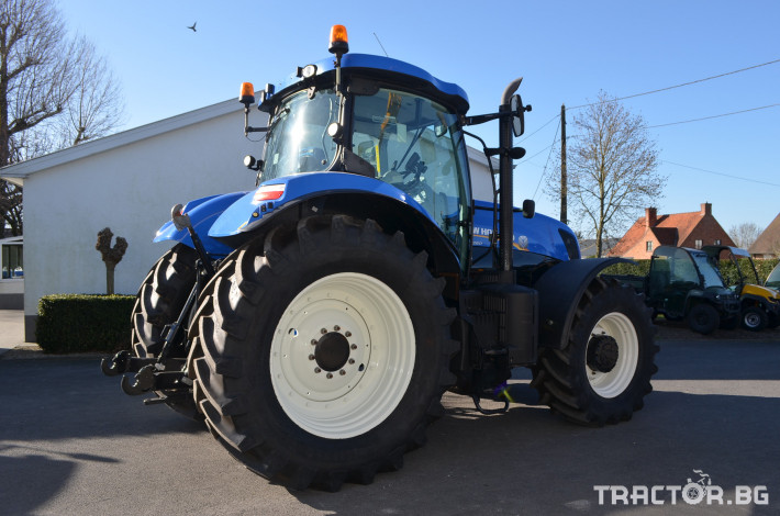 Трактори New-Holland T7.250 Powercommand 5 - Трактор БГ