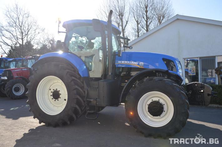 Трактори New-Holland T7.250 Powercommand 6 - Трактор БГ