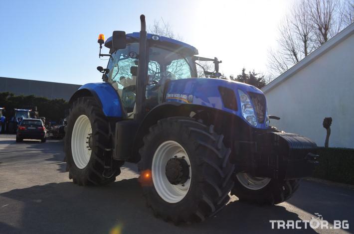 Трактори New-Holland T7.250 Powercommand 7 - Трактор БГ