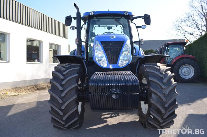 Трактори New-Holland T7.250 Powercommand 8 - Трактор БГ