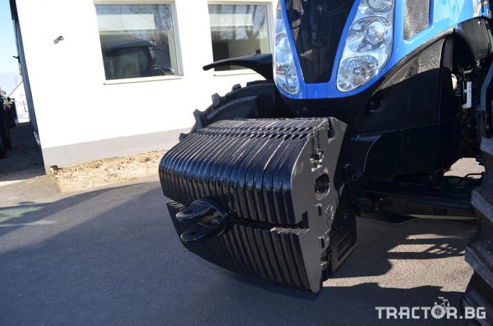 Трактори New-Holland T7.250 Powercommand 9 - Трактор БГ