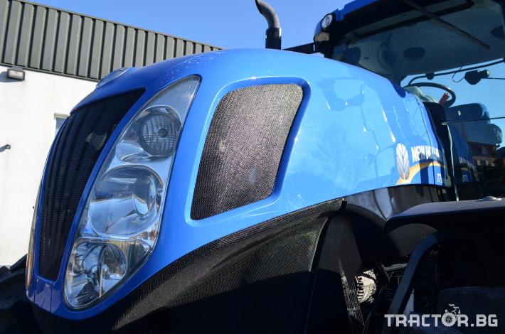 Трактори New-Holland T7.250 Powercommand 10 - Трактор БГ
