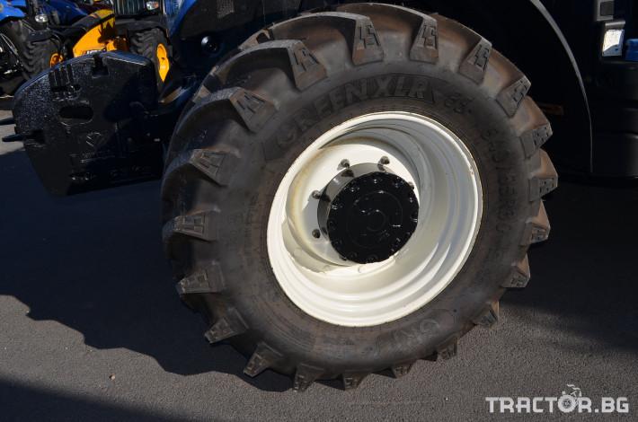 Трактори New-Holland T7.250 Powercommand 11 - Трактор БГ