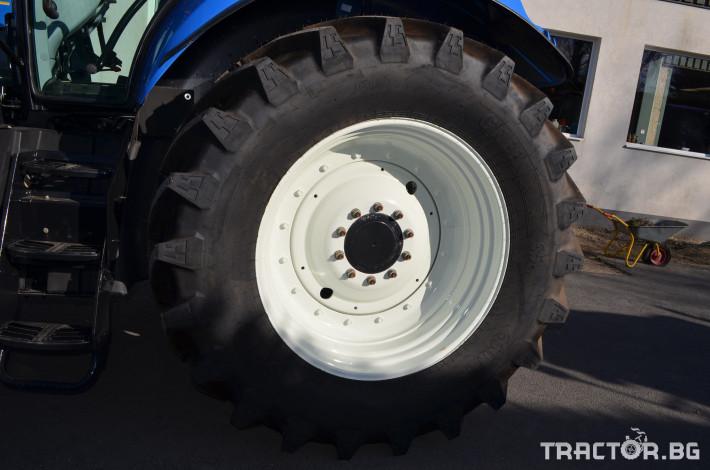 Трактори New-Holland T7.250 Powercommand 12 - Трактор БГ