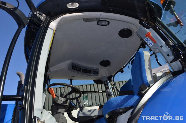 Трактори New-Holland T7.250 Powercommand 13 - Трактор БГ