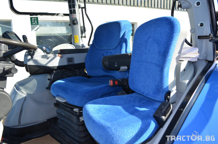 Трактори New-Holland T7.250 Powercommand 14 - Трактор БГ