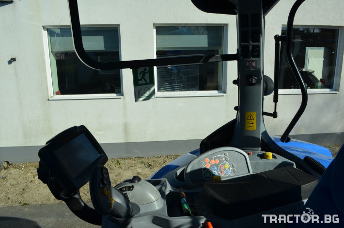 Трактори New-Holland T7.250 Powercommand 15 - Трактор БГ