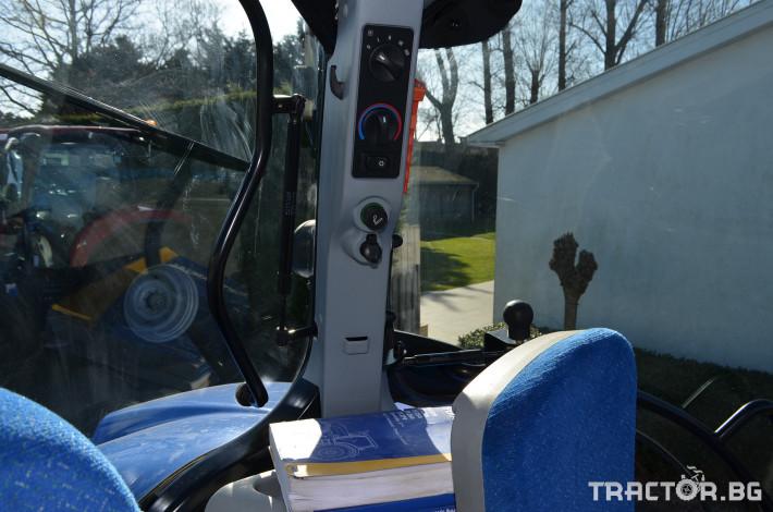 Трактори New-Holland T7.250 Powercommand 16 - Трактор БГ