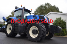 New-Holland T8.360 Ultracommand