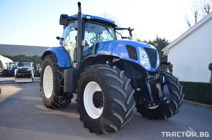 Трактори New-Holland T7.250 Autocommand 1 - Трактор БГ