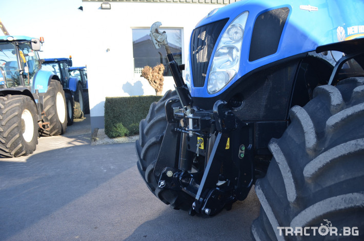 Трактори New-Holland T7.250 Autocommand 6 - Трактор БГ