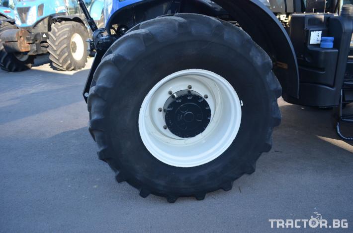 Трактори New-Holland T7.250 Autocommand 7 - Трактор БГ