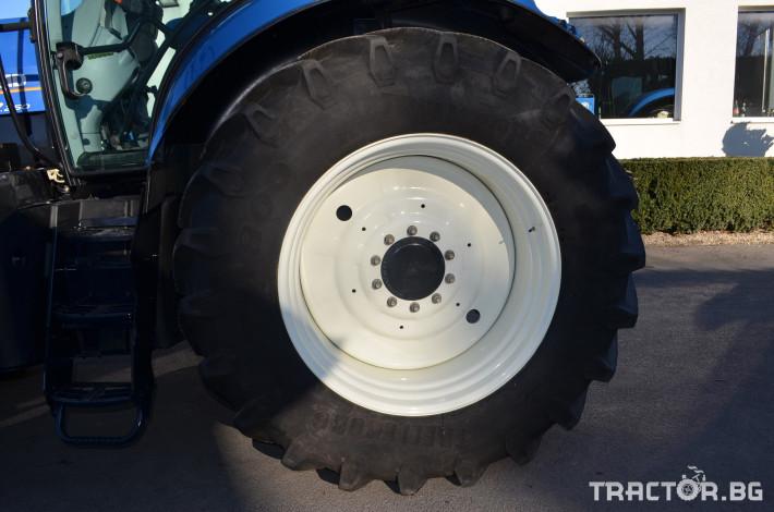 Трактори New-Holland T7.250 Autocommand 8 - Трактор БГ