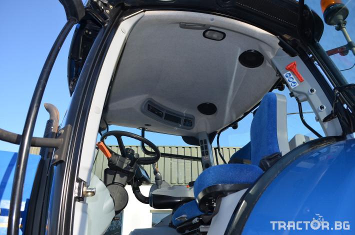 Трактори New-Holland T7.250 Autocommand 9 - Трактор БГ