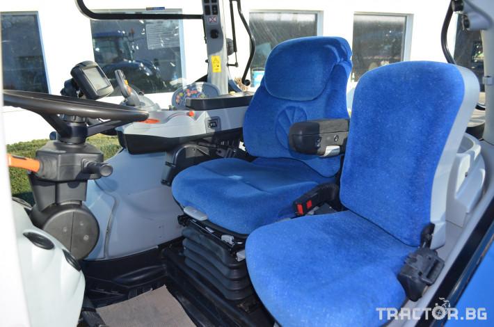 Трактори New-Holland T7.250 Autocommand 10 - Трактор БГ