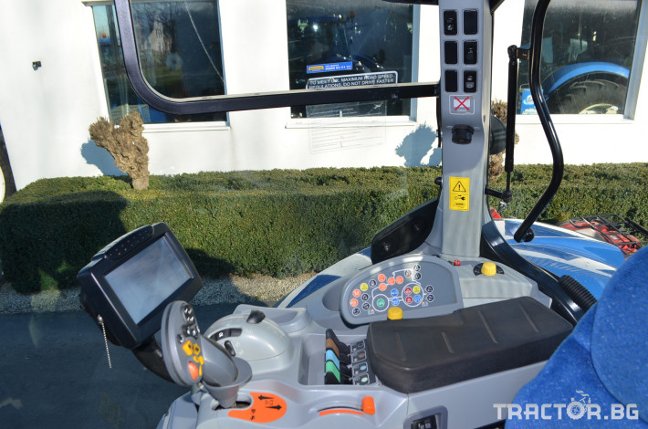 Трактори New-Holland T7.250 Autocommand 11 - Трактор БГ