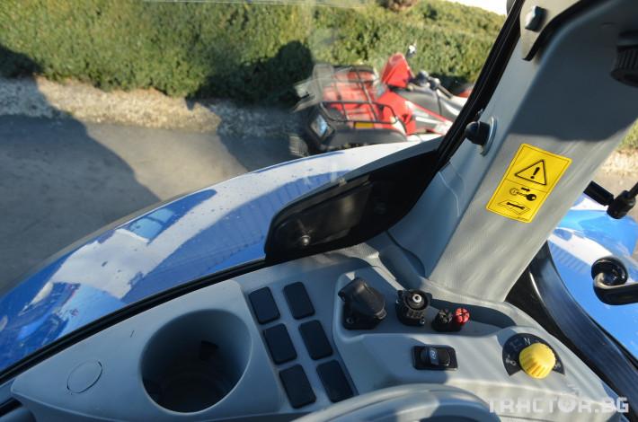Трактори New-Holland T7.250 Autocommand 14 - Трактор БГ