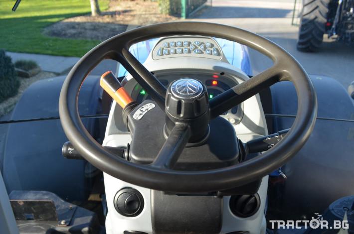 Трактори New-Holland T7.250 Autocommand 16 - Трактор БГ