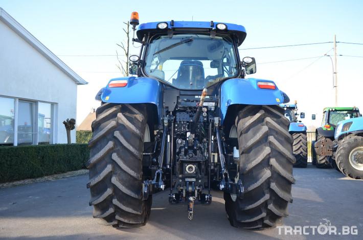 Трактори New-Holland T7.250 Autocommand 5 - Трактор БГ