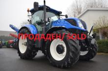 New-Holland T7.210 Autocommand
