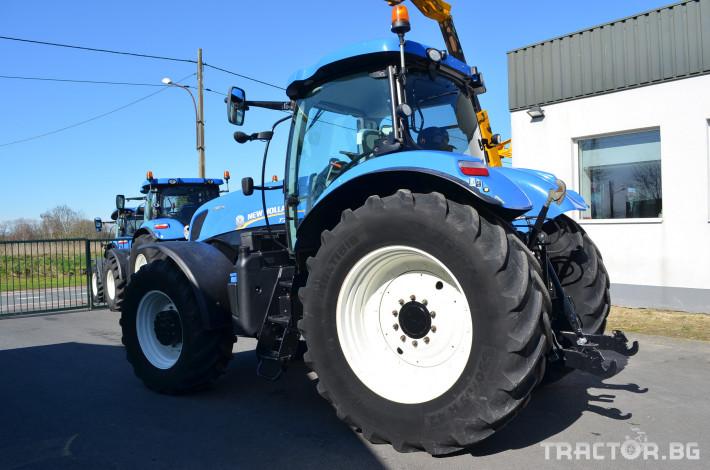 Трактори New-Holland T7.235 Autocommand 1 - Трактор БГ