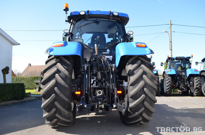 Трактори New-Holland T7.235 Autocommand 2 - Трактор БГ