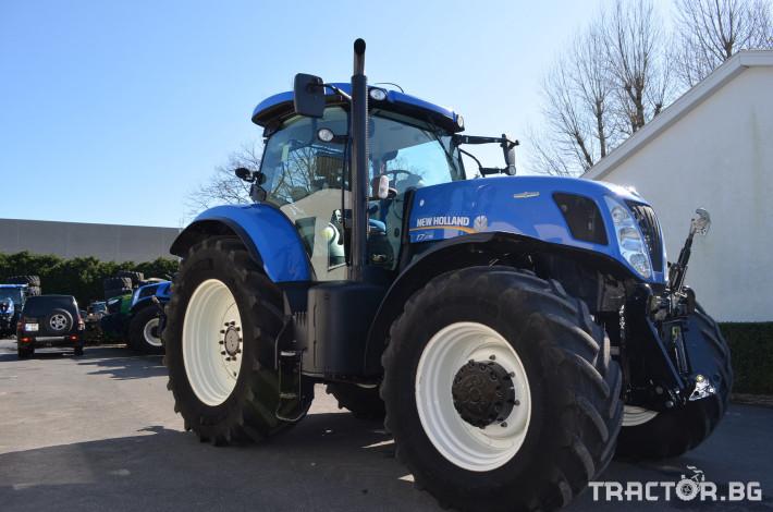 Трактори New-Holland T7.235 Autocommand 3 - Трактор БГ