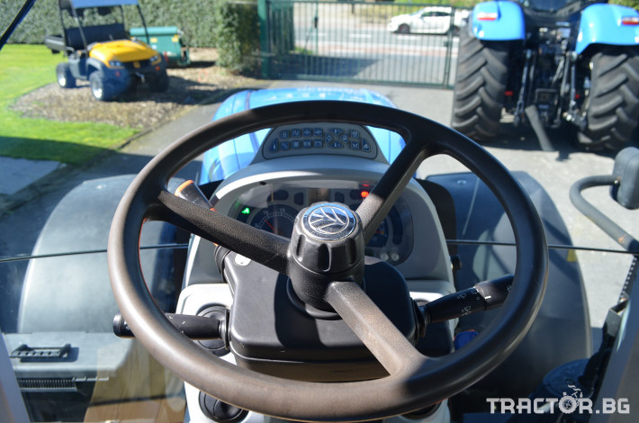 Трактори New-Holland T7.235 Autocommand 14 - Трактор БГ