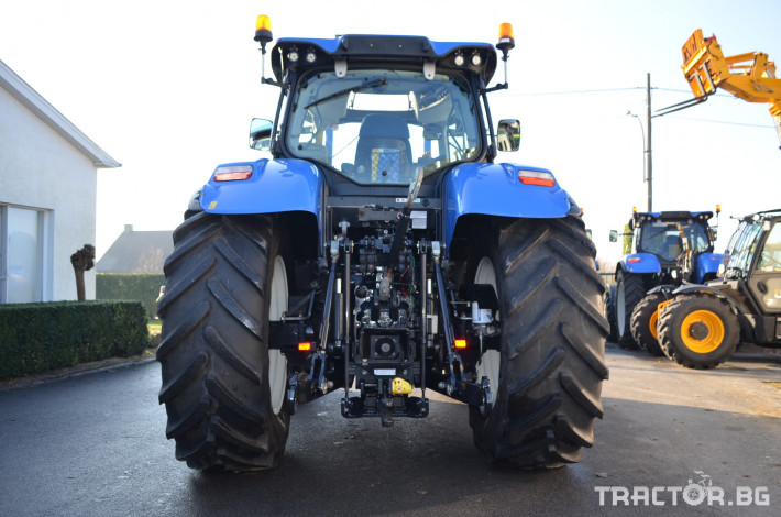 Трактори New-Holland T7.230 Powercommand 4 - Трактор БГ
