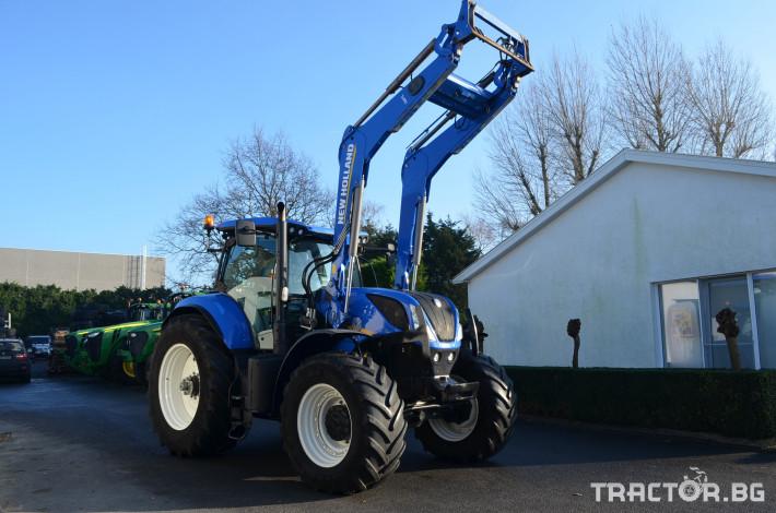 Трактори New-Holland T7.230 Powercommand 5 - Трактор БГ