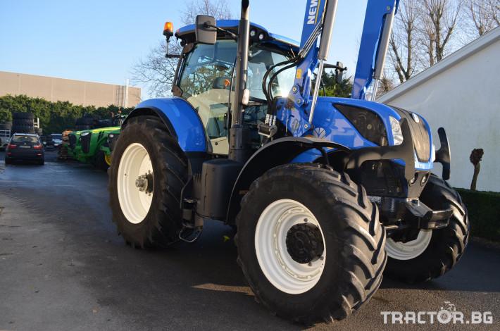 Трактори New-Holland T7.230 Powercommand 6 - Трактор БГ