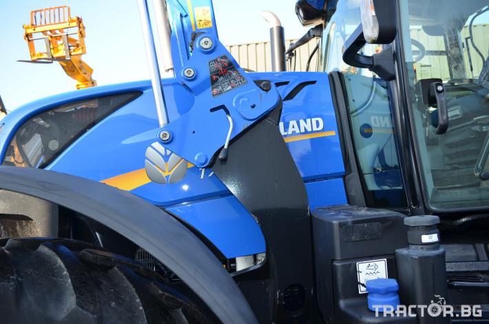 Трактори New-Holland T7.230 Powercommand 8 - Трактор БГ