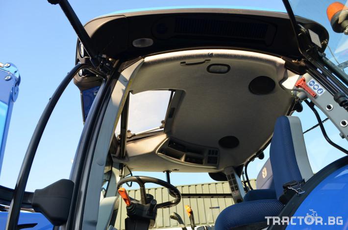 Трактори New-Holland T7.230 Powercommand 9 - Трактор БГ
