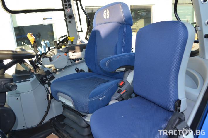 Трактори New-Holland T7.230 Powercommand 10 - Трактор БГ