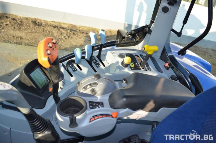 Трактори New-Holland T7.230 Powercommand 12 - Трактор БГ