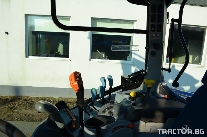 Трактори New-Holland T7.230 Powercommand 13 - Трактор БГ